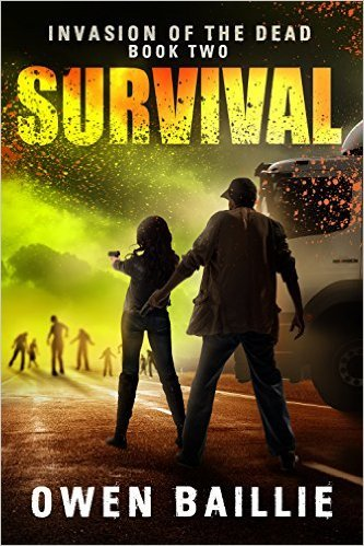 INVASION OF THE DEAD: BOOK 2