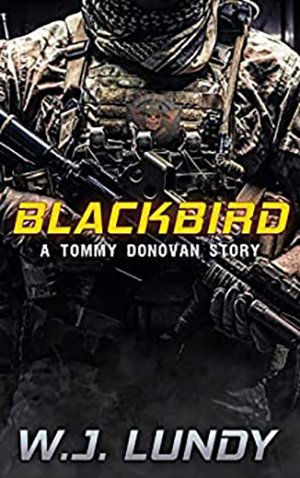 Blackbird: A Tommy Donovan Story by WJ Lundy