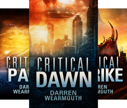 The Invasion Trilogy by Darren Wearmouth