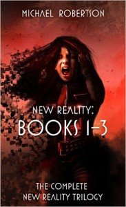 New Reality Books 1-3